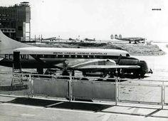 AEROPUERTO DE BARAJAS - 1958