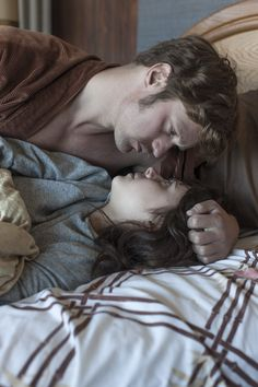 Alexander Skarsgard and Bel Powley New picture of Alex and Bel in The Diary of a Teenage Girl