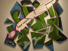 Elizabeth Murray #art
