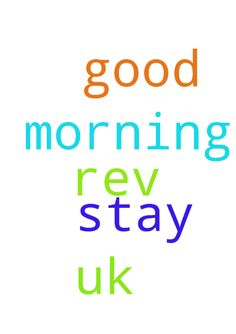 Good morning Rev pray for me to get my stay in UK - Good morning Rev pray for me to get my stay in UK Posted at: https://prayerrequest.com/t/ymV #pray #prayer #request #prayerrequest
