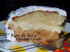 Blog da Suzy : Bolo Bem Casado
