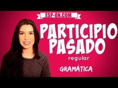 Imparare lo Spagnolo 13 - Verbi Participio Pasado - YouTube