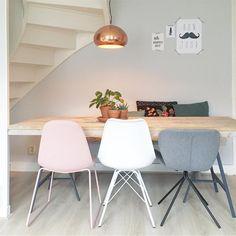 #kwantuminhuis Stoel OSLO > https://www.kwantum.nl/meubelen/stoelen @tinekeh