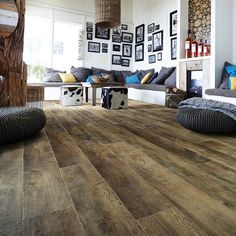 Moduleo Impress Country Oak 880 | available at Interiors and Textiles in Mountain View, CA | http://www.interiorstextiles.com/
