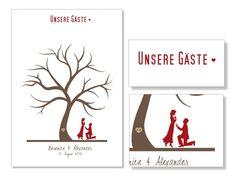 Wedding Tree Als Gästebuch Pdf