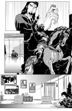 Kingdom of Assassins manga #kingdomofassassins #manga