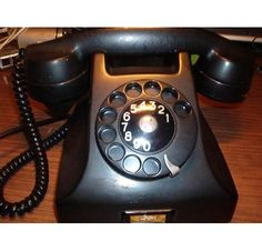 Ericsson ANTİKA telefon Vintage Telephone, Unique Doors, Landline Phone, Telephone, Antique Phone