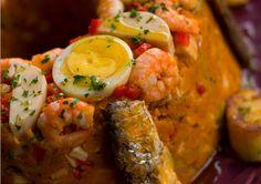 Cuscuz brasileiro de camarão da chef Heloisa Bacellar - VilaClub