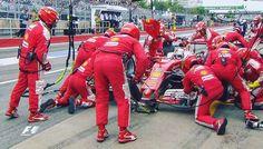 Sebastian Vettel  Canadian GP