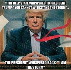 The Destructive storm.Hurricane Donald the Trump - leaving a huge mess in his wake.