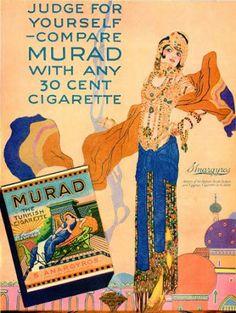 Murad Turkish Cigarette