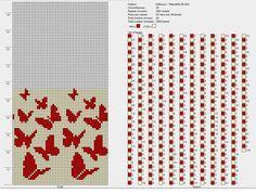 Бабочки 55