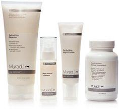 CMBHK Murad Cosmetics Brochure