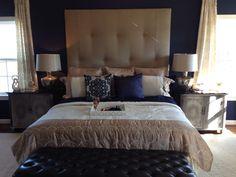 Master bedroom KHov model