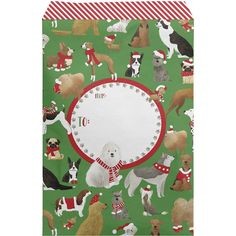 Small Christmas Printed Padded Mailing Envelopes, Santa's Dogs (12 Pcs – Present Paper Mailing Envelopes, Biodegradable Products, Presents, Santa, Gift Wrapping, Kids Rugs, Printed, Paper, Dogs