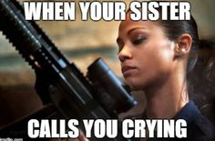 Sibling Memes - Use these funny sibling images to troll your brothers and sisters or share sibling day memes. Enjoy these fun memes about siblings. Funny Sister Memes, Brother Memes, Sister Humor, Love My Sister, Best Sister, Brother Sister, Game Of Thrones, National Sibling Day, Sibling Memes