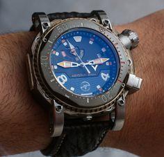 Visconti Abyssus Scuba 3000m Dive