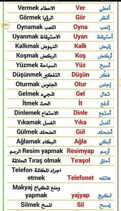 Tr tr Learn Turkish Language, Arabic Language, Language Study, English Language Learning, Language Arts, English Phrases, English Words, Turkish Lessons, Books For Self Improvement