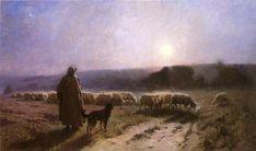 Evening by Paul Serusier #realism