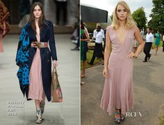 Suki Waterhouse In Burberry Prorsum – The Serpentine Gallery Summer Party