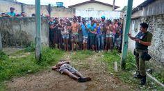 Cerca de 80 pessoas do município de Acará, região localizada no nordeste do estado, invadiram a ...