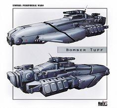 Bomber Tuff by KaranaK.deviantart.com on @deviantART