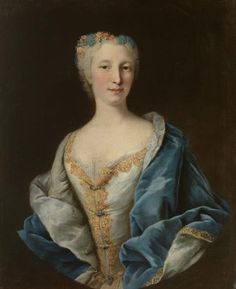 Retrato de dama - Colección - Museo Nacional del Prado
