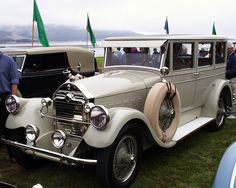 Pierce Arrow 1928