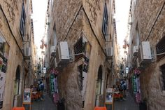 Croatia is great summer destination, we warmly recommend it. Example of side-by-side image made with 3DWiggle.