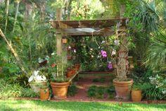 READER PHOTOS! Michael's garden in Florida | Fine Gardening