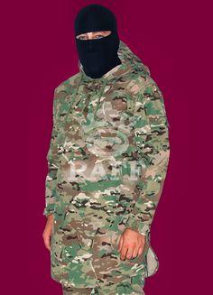 Asker Malzemeleri: Asker Kamuflaj Parka Özellikleri