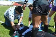 Bernar Almeida - Saúde Desportiva: Protegendo Jogadores de Traumatismos - Parte 6