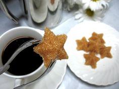 3 Dozen Star Shaped Turbinado Sugar Cubes to by WishingwellArt, $10.00