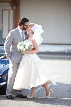 AMAZING vintage-inspired wedding via @Dorothy Todd Polka / Polka Dot Bride #australia #wedding #vintage #love