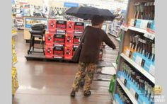 Bizarre People Spotted at Walmart14