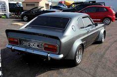 Kick Ass Capri #Ford