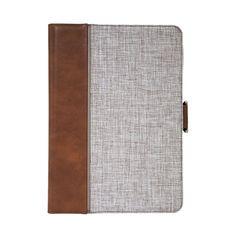 Targus - Versavu Flip Cover for Apple iPad Air and iPad Air 2 - Brown, THZ63606US