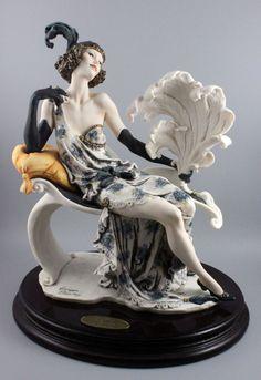 Fine Porcelain China Diane Japan Value Porcelain Dolls For Sale, Porcelain Jewelry, Fine Porcelain, Porcelain Tiles, Painted Porcelain, Hand Painted, Chandelier Art, Small Figurines, Art Sculpture