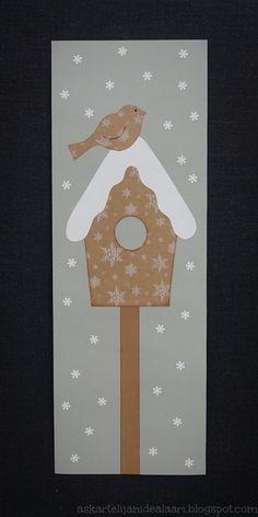 Idealaari on tarkoitettu inspiraatioksi kaikille askartelusta kiinnostuneille. Sivun malleja voi hyödyntää koulussa tai kotona askarrellessa. Winter Art Projects, Winter Crafts For Kids, Easy Crafts For Kids, Art For Kids, Construction Paper Crafts, January Crafts, Winter Magic, Daycare Crafts, Kindergarten Art