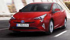 Toyota Prius 2016, comparativa visual: arriesgando, que es gerundio