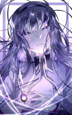 Mahou Shoujo Madoka Magica shared by Kris Oberlin🌙 Art Manga, Anime Manga, Anime Art, Madoka Magica, Beautiful Anime Girl, Anime Love, Neko Maid, Symbolic Art, Image Manga