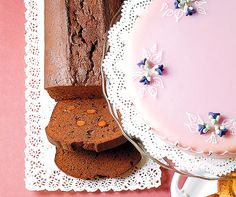 Cake Mississippi | Betty Bossi Un Cake, Crazy Cakes, Home Economics, Chef Recipes, Homemade Cakes, Sweets, Make It Yourself, How To Make, Recipes