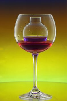 color in glass