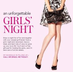 Ladies Night, Girls Night, Hostess Wanted, Pure Romance Consultant, Consultant Business, Having A Blast, Host A Party, Spice Things Up, Girlfriends