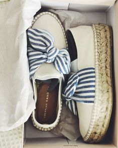 such cute espadrilles