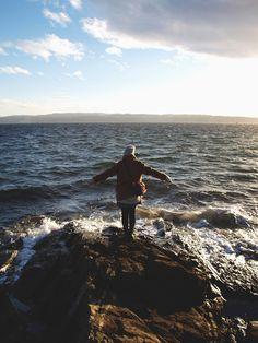 Norway, Oslo, Gressholmen, Küste, sea, Meer,