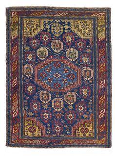 Caucasian Khila rug, last quarter 19th century