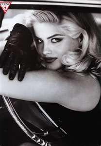 Anna Nicole Smith- RIP she was beautiful