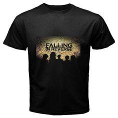 falling in reverse t-shirt size S, M, L, XL, 2XL,  3XL  4XL. and 5XL | butikonline83 - Clothing on ArtFire