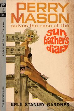 Perry Mason solves the Case of the Sun Bather's Diary (1963)